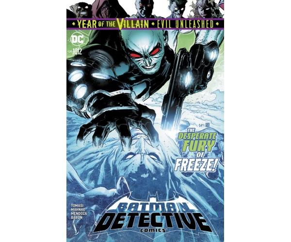 Detective Comics Vol 2 #1012 Cover A Regular Doug Mahnke & Jaime Mendoza Cover