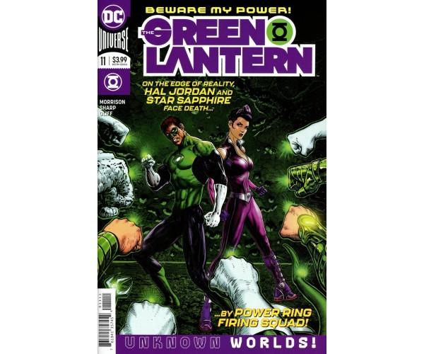 Green Lantern Vol 6 #11 Cover A Regular Liam Sharp Cover