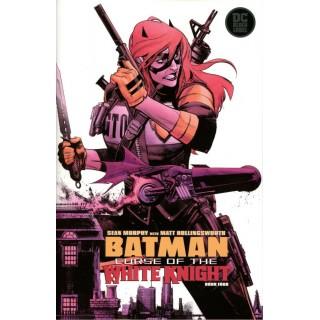 Batman Curse Of The White Knight #4 Cover A Regular Sean Murphy Cover