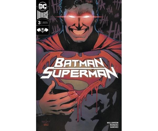 Batman Superman Vol 2 #3 Cover A Regular David Marquez Cover