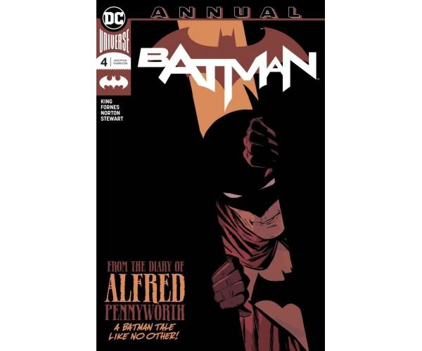 Batman Vol 3 Annual #4