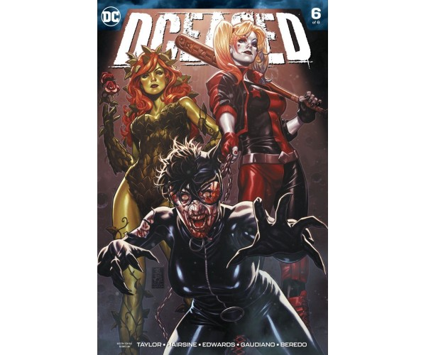 DCeased #6 Cover A Regular Mark Brooks Cover