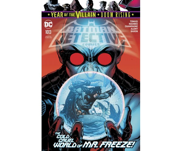 Detective Comics Vol 2 #1013 Cover A Regular Doug Mahnke Cover