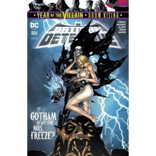 Detective Comics Vol 2 #1014 Cover A Regular Doug Mahnke Cover (Year Of The Villain Doom Rising Tie-In)