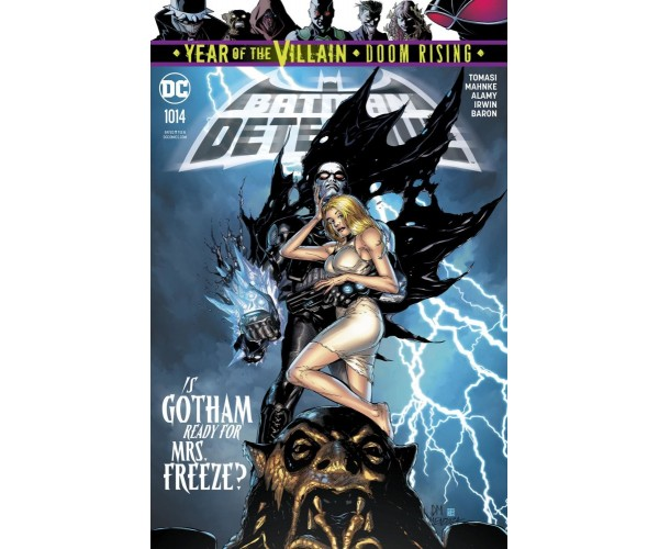Detective Comics Vol 2 #1014 Cover A Regular Doug Mahnke Cover (Year Of The Villain Doom Rising Tie-In)
