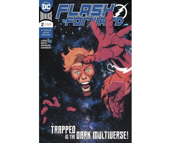 Flash Forward #2 Cover A Regular Evan Doc Shaner Cover