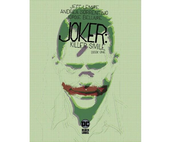 Joker Killer Smile #1 Cover A Regular Andrea Sorrentino Cover