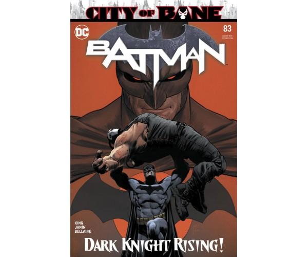 Batman Vol 3 #83 Cover A Regular Mikel Janin Cover