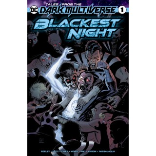 Tales From The Dark Multiverse Blackest Night #1 Cover A Regular Lee Weeks Cover