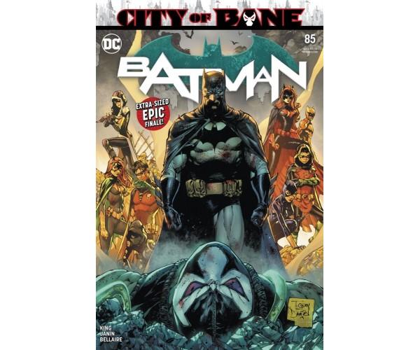 Batman Vol 3 #85 Cover A Regular Tony S Daniel Cover