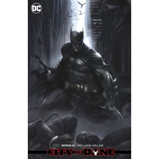 Batman Vol 3 #85 Cover B Variant Francesco Mattina Card Stock Cover