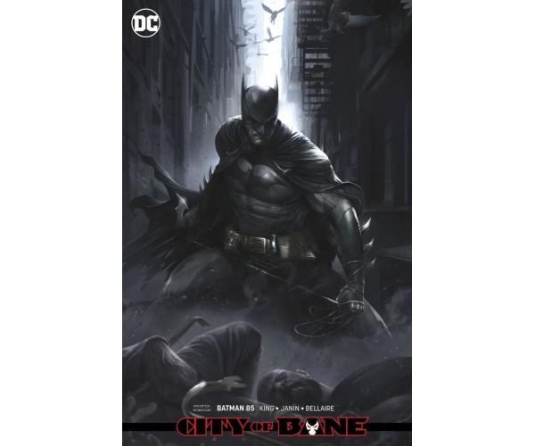 Batman Vol 3 #85 Cover B Variant Francesco Mattina Card Stock Cover