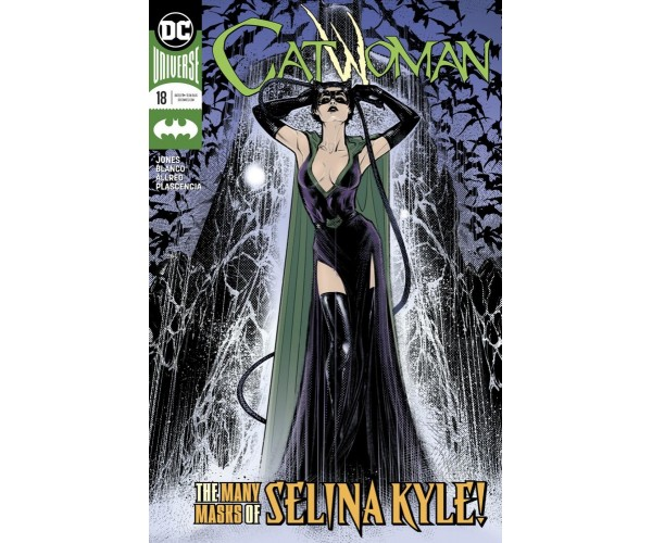 Catwoman Vol 5 #18 Cover A Regular Joelle Jones Cover