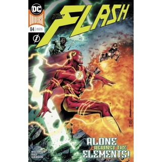 Flash Vol 5 #84 Cover A Regular Rafa Sandoval & Jordi