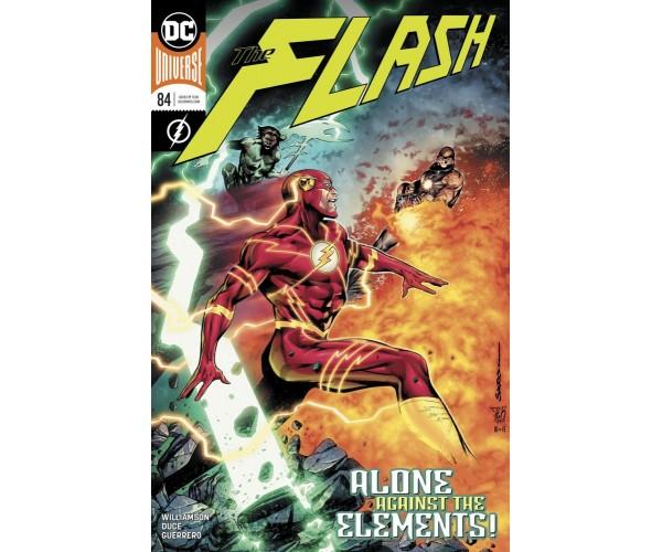 Flash Vol 5 #84 Cover A Regular Rafa Sandoval & Jordi