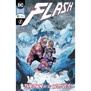 Flash Vol 5 #85 Cover A Regular Rafa Sandoval & Jordi Tarragona Cover