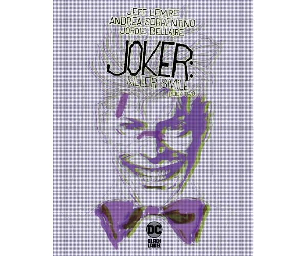 Joker Killer Smile #2 Cover A Regular Andrea Sorrentino Cover