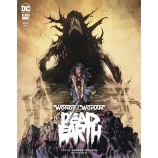 Wonder Woman Dead Earth #1 Cover A Regular Daniel Warren Johnson Cover