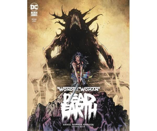 Wonder Woman Dead Earth #1 Cover A Regular Daniel Warren Johnson Cover