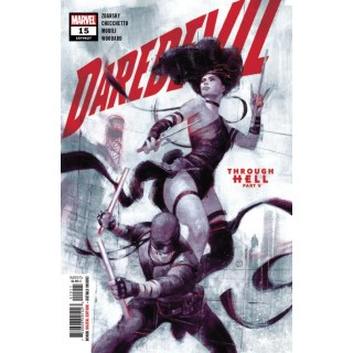 Daredevil Vol 6 #15 Cover A Regular Julian Totino Tedesco Cover