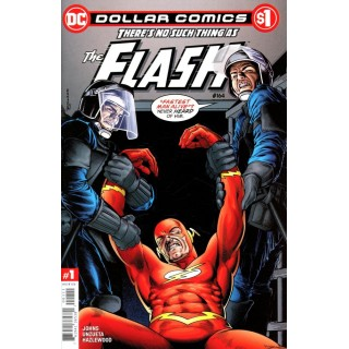 Dollar Comics Flash #164