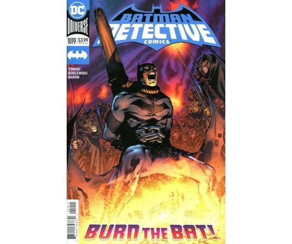 Detective Comics Vol 2 #1019 Cover A Regular Rafa Sandoval Jordi & Tarragona Cover