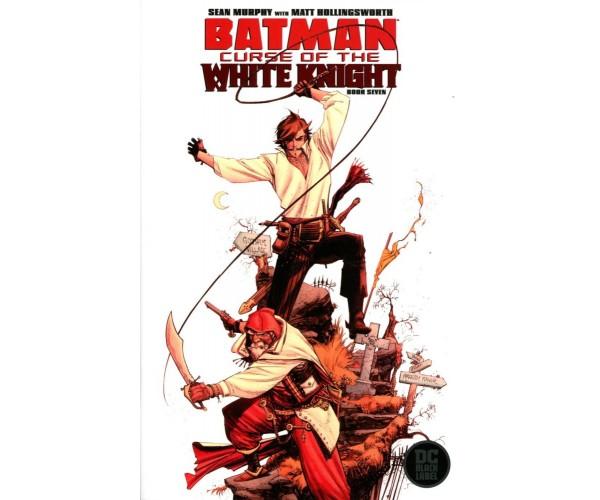 Batman Curse Of The White Knight #7 Cover A Regular Sean Murphy Cover