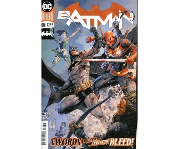Batman Vol 3 #88 Cover A Regular Tony S Daniel Cover