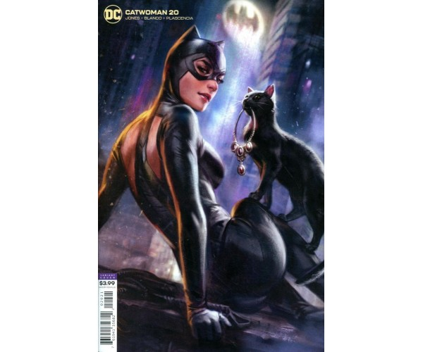 Catwoman Vol 5 #20 Cover B Variant Ian MacDonald Cover