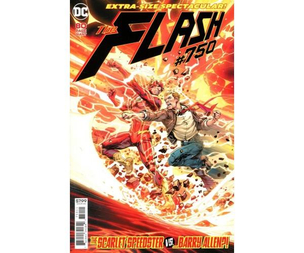 Flash Vol 5 #750 Cover A Regular Howard Porter Cover