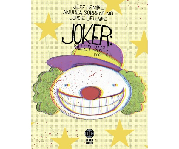 Joker Killer Smile #3 Cover A Regular Andrea Sorrentino Cover