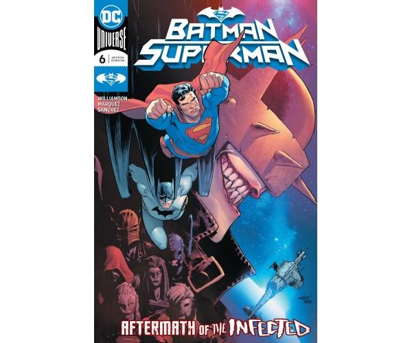 Batman Superman Vol 2 #6 Cover A Regular David Marquez Cover