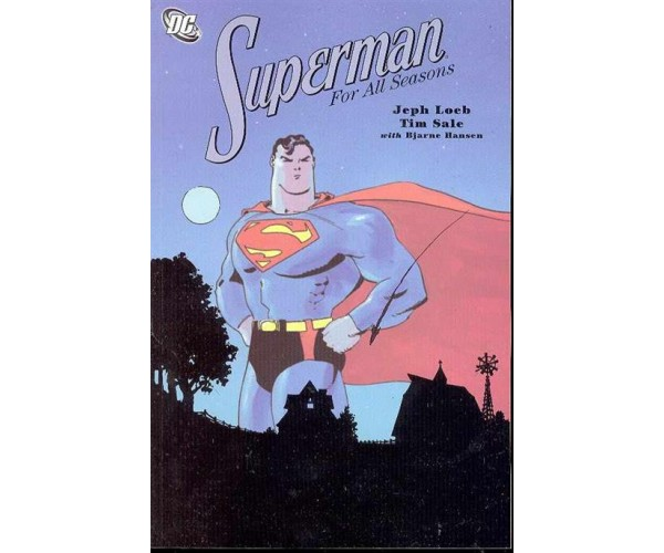 Superman For All Seasons TP