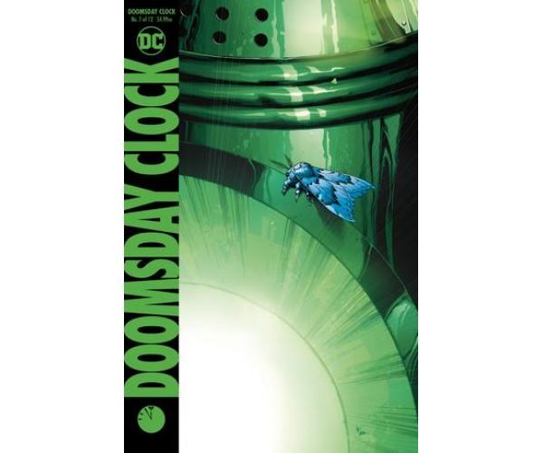 Doomsday Clock #7 Cover A Regular Gary Frank Cover