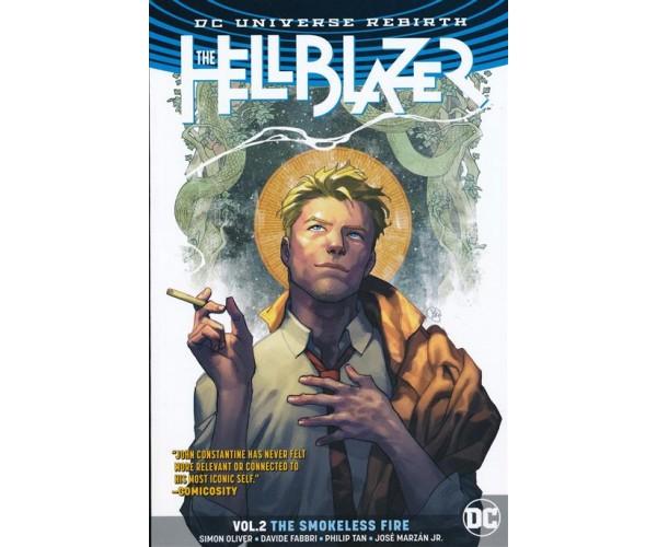 Hellblazer TP Vol 02 The Smokeless Fire