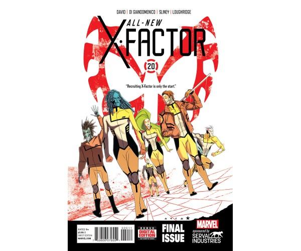 All-New X-Factor Vol 1 #20