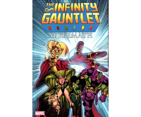 Infinity Gauntlet Aftermath TP