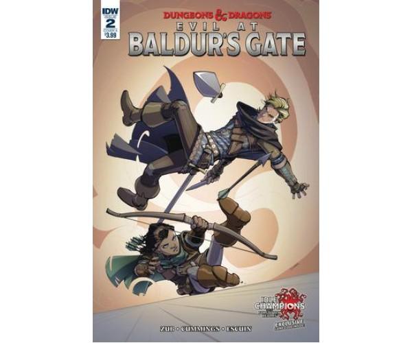 Dungeons & Dragons Evil At Baldurs Gate #2
