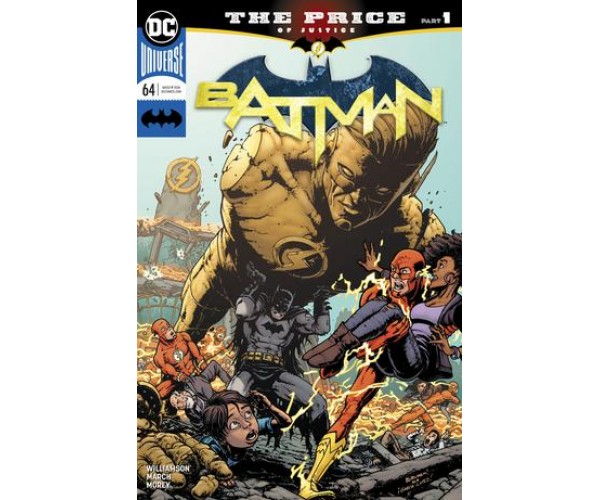 Batman Vol 3 #64 (Heroes In Crisis Tie-In)