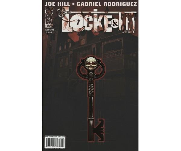 Locke & Key #1 Cover H Facsimile Edition