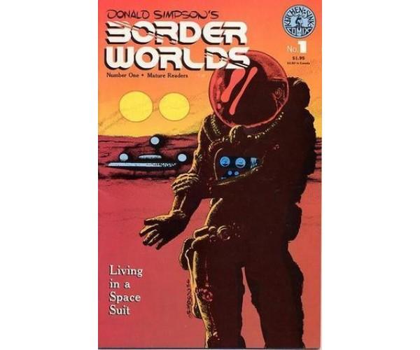 Border Worlds #1