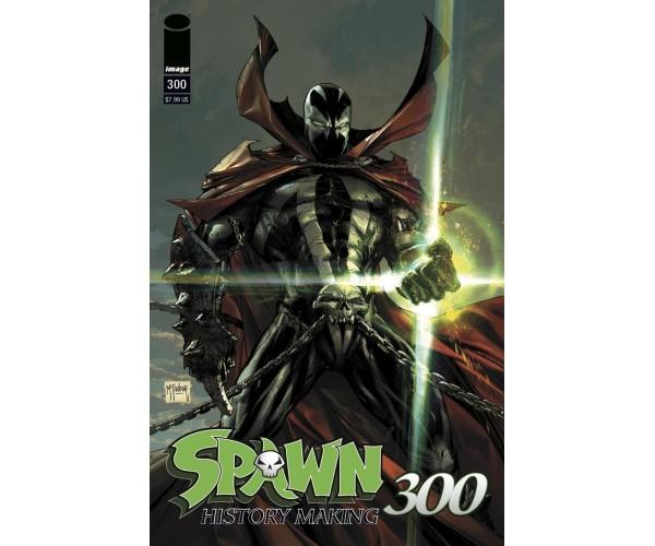 Spawn #300 Cover A