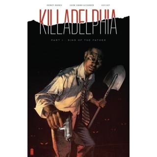 Killadelphia #1 Cover A Regular Jason Shawn Alexander Cover