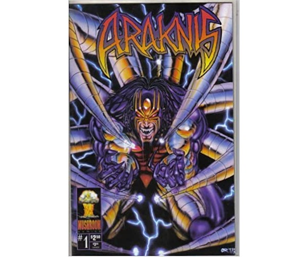 Araknis (Mini Series, Vol.1)