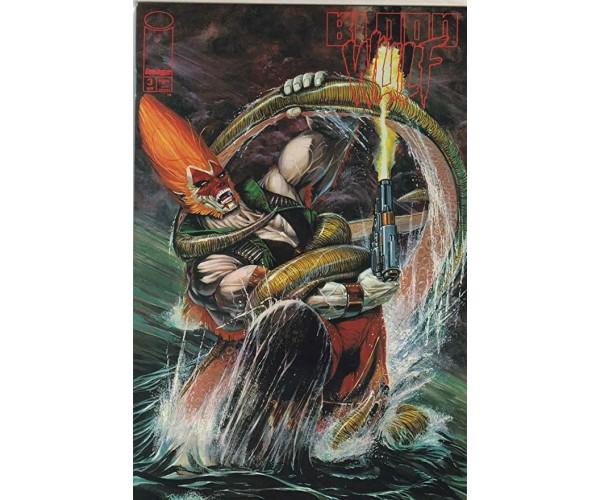 Bloodwulf #3