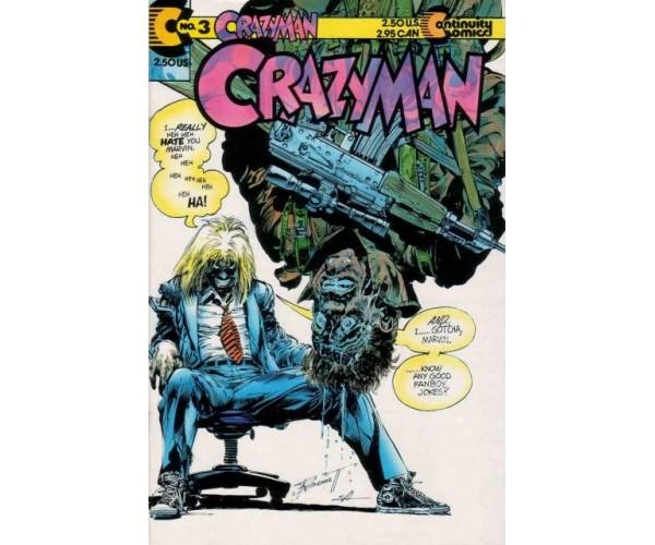 Crazyman #3