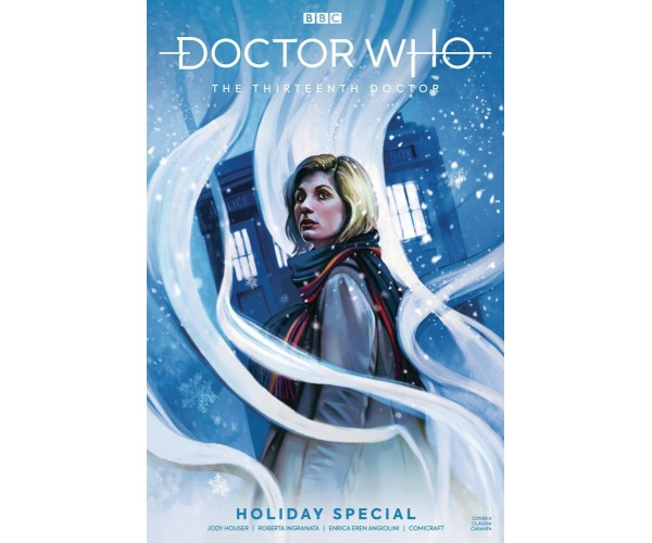 Doctor Who 13th Doctor Holiday Special #1 Cover A Regular Claudia Caranfa Cover