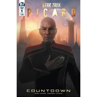 Star Trek: Picard—Countdown #1