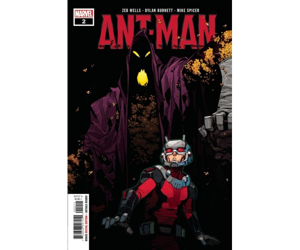 Ant-Man Vol 2 #2 Cover A Regular Eduard Petrovich Cover