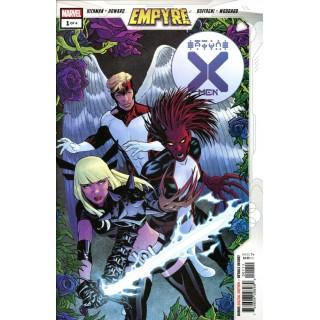 Empyre X-Men #1 Cover A Regular Mike McKone Cover